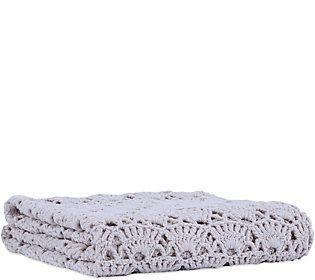Berkshire Blanket Crochet Throw