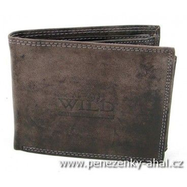 Peněženka pánská kožená kolekce Always Wild.