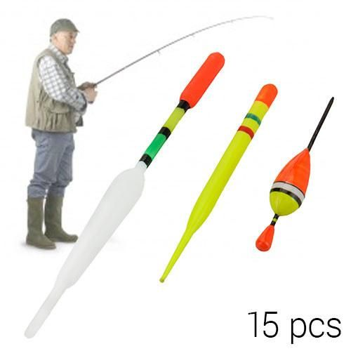 Fishing Float Set (15 pieces) – 1Deebrand  #fashion #beauty #gym #workout #fitness #health #care #1deebrand