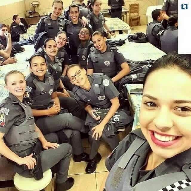 Lugar de Mulher é onde ela quiser. Inclusive na Polícia Militar do Estado de São Paulo  - Woman's place is where she wants. Including in the Military Police of the State of São Paulo  #brasil #usa #force #força #honra #fé #like4like#likeforlike #tagsforlikes #determination #blessed#militar #guerra #war #good #follow4follow #policiamilitar #militaresdomundo #respect #polizei#bope #goodnight #boanoite #caveira #gta #goodmorning #sniper #bomdia #military #good #army