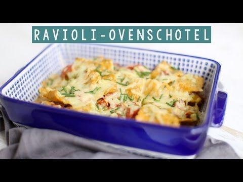 Ravioli ovenschotel met pesto (+video) | Lekker en simpel | Bloglovin'