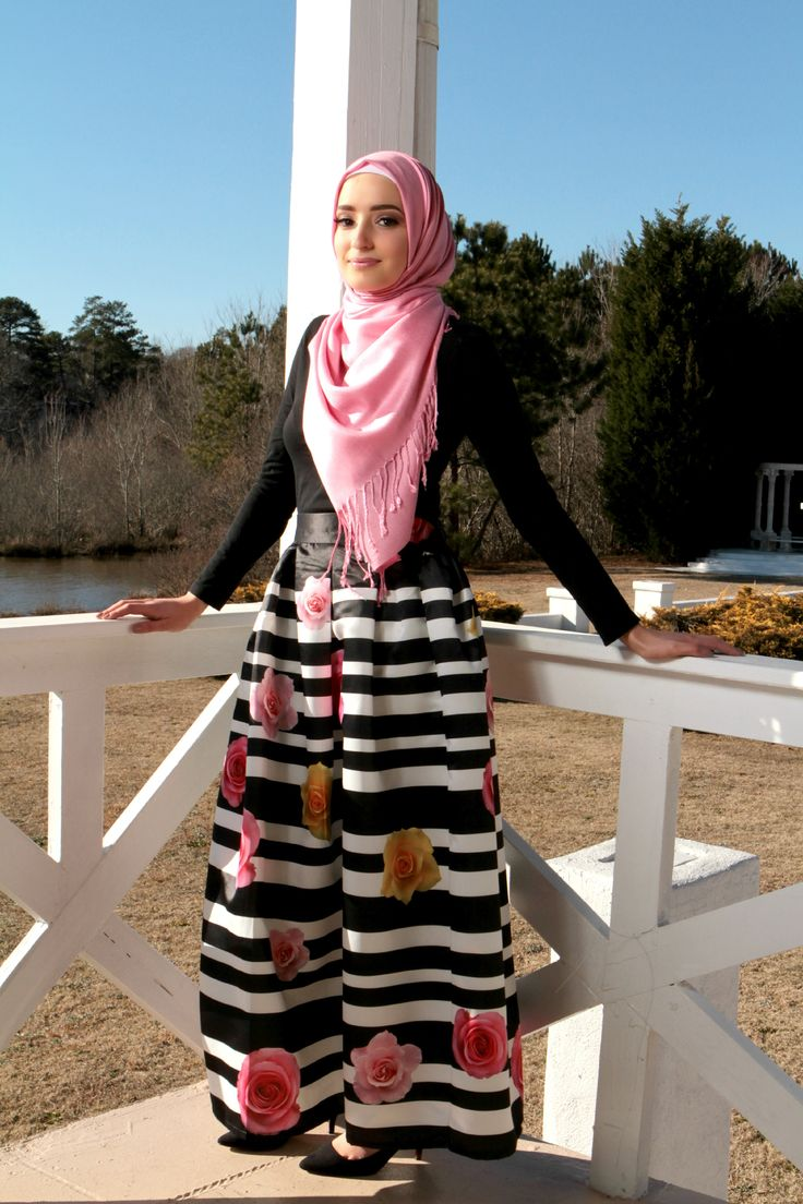 Our new Paris in the Spring Maxi skirt. So gorgeous ! We love this look. www.JannahGifts.com