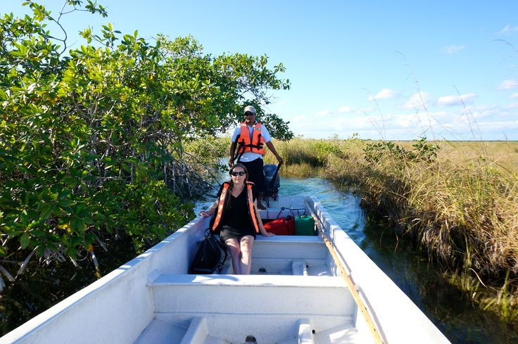 Instructions on how to visit the Sian Ka'an Biosphere Reserve on your own without an organized package tour, from Tulum via Muyil or Punta Allen.