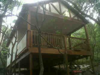 Forest Chalets - Hotel Phaphalati. #Mozambique #Travel #Forest