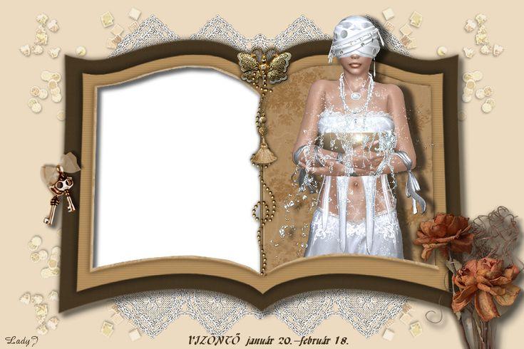 Klikk a(z) 12. születésnapi képkeretre! VÍZÖNTŐ 01-02.18.