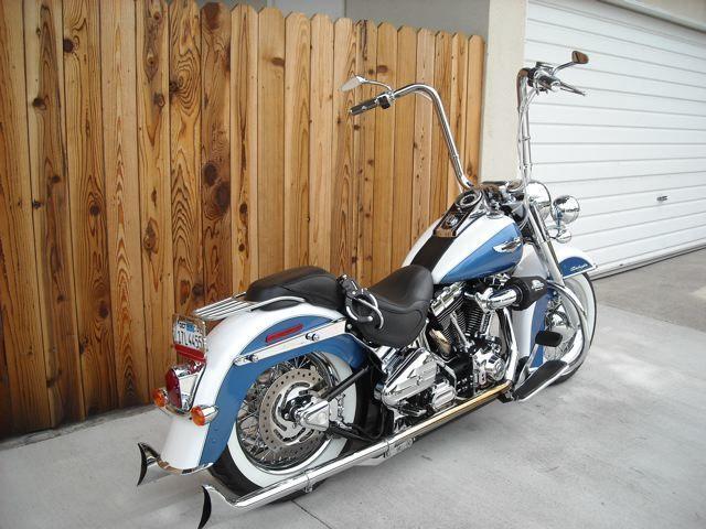 2005 Softail Deluxe Custom Harley S Pinterest Harley