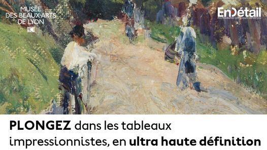 Regarder la vidéo «L'impressionnisme en ultra haute définition» envoyée par Musée des Beaux-Arts de Lyon sur Dailymotion.