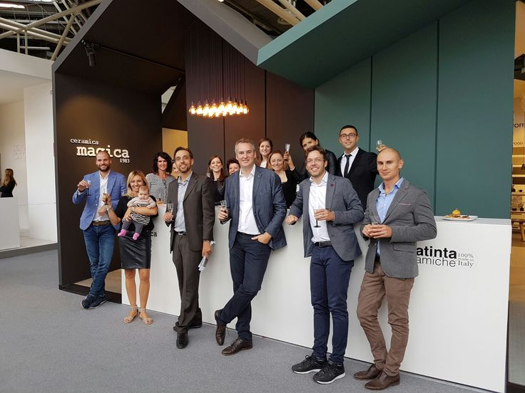 A great thanks to all those who came and visited us at #Cersaie 2016 from our #team! See you next year!  #anewstorysince1983 #excellenceisanart   #cersaie #ceramics #design #interiordesign #exteriordesign #porcelain #madeinitaly