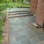 Patio and pathway installation » Arbworx