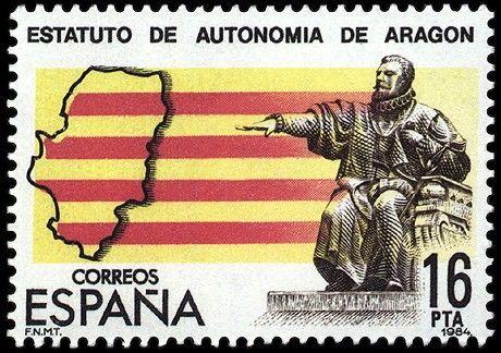 Estatuto Autonomía Aragón - 1984