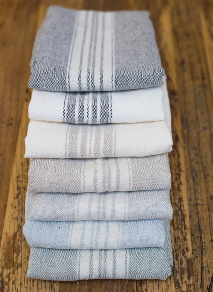#linenway #Linen #Stone-washed linen #Towels #Linen towels #Striped Towels #Soft Towels #Contemporary