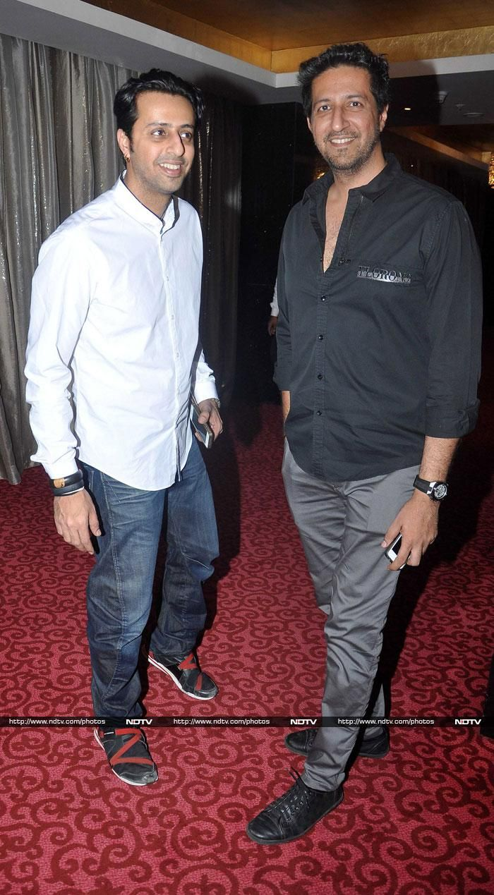 Music Composers Salim Merchant and Suleiman Merchant