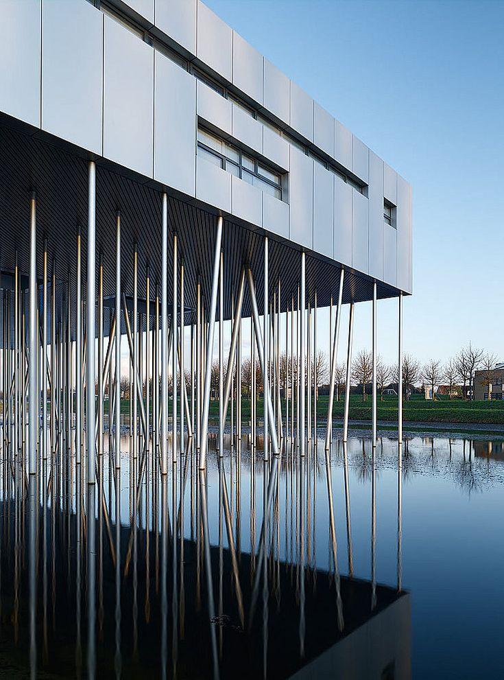 Aluminium Center, Houten, The Netherlands.