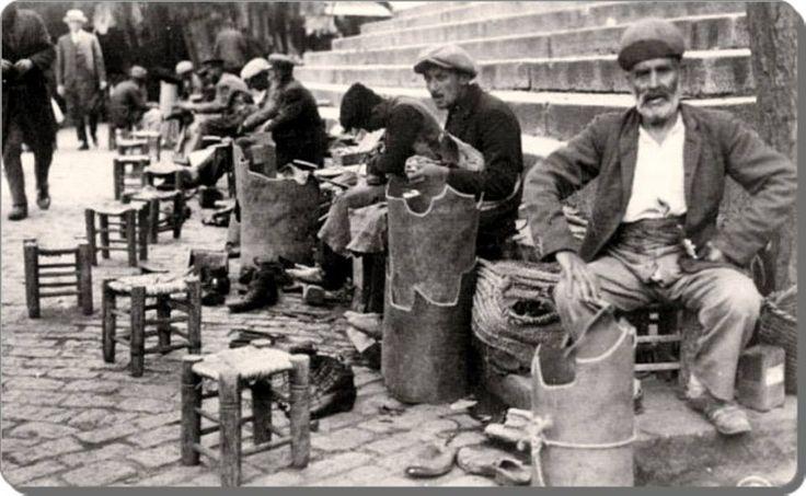 Kunduracılar - 1930 lar Eminönü