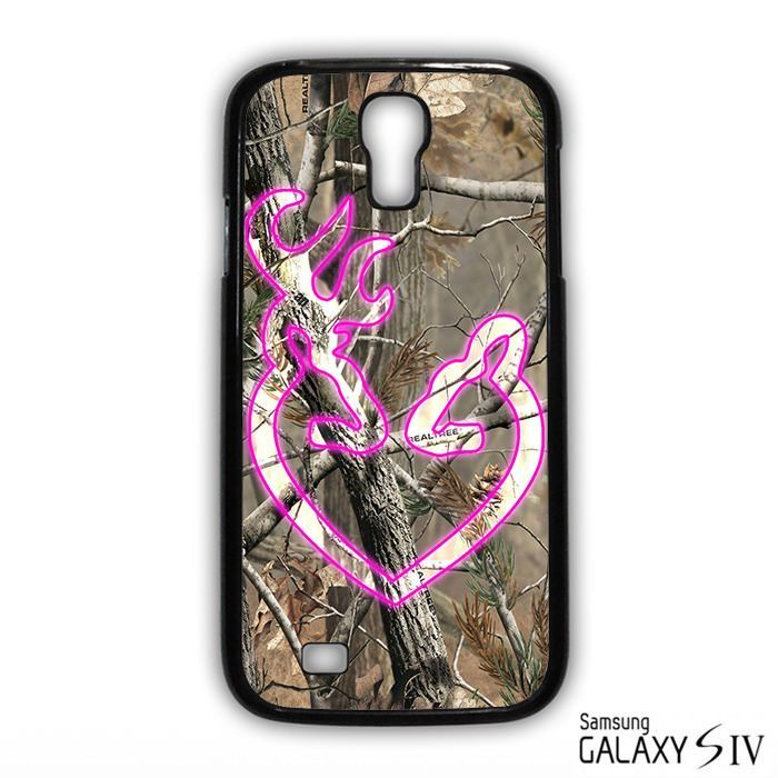 Love Browning Deer Camo AR for samsung galaxy S 3/4/5/6/6 Edge/6 Edge Plus