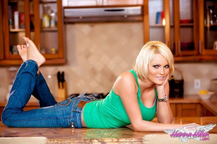 #celebrityfeetinthepose #American former #pornographic #actress Hanna Hilton