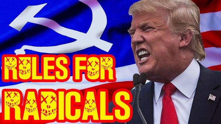 Rules for Radicals: The Trump, Russians, CNN and Hillary Clinton Connect...