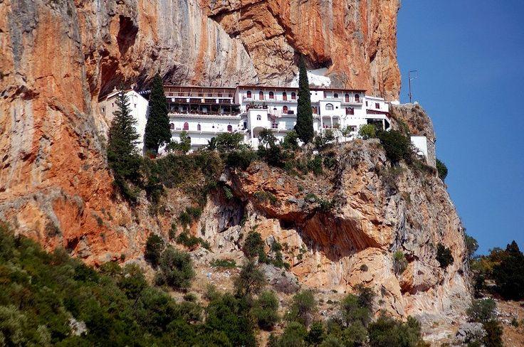 Ιερά Μονή Παναγίας Έλωνας | Laconialive.gr - Η ενημερωτική ιστοσελίδα της…