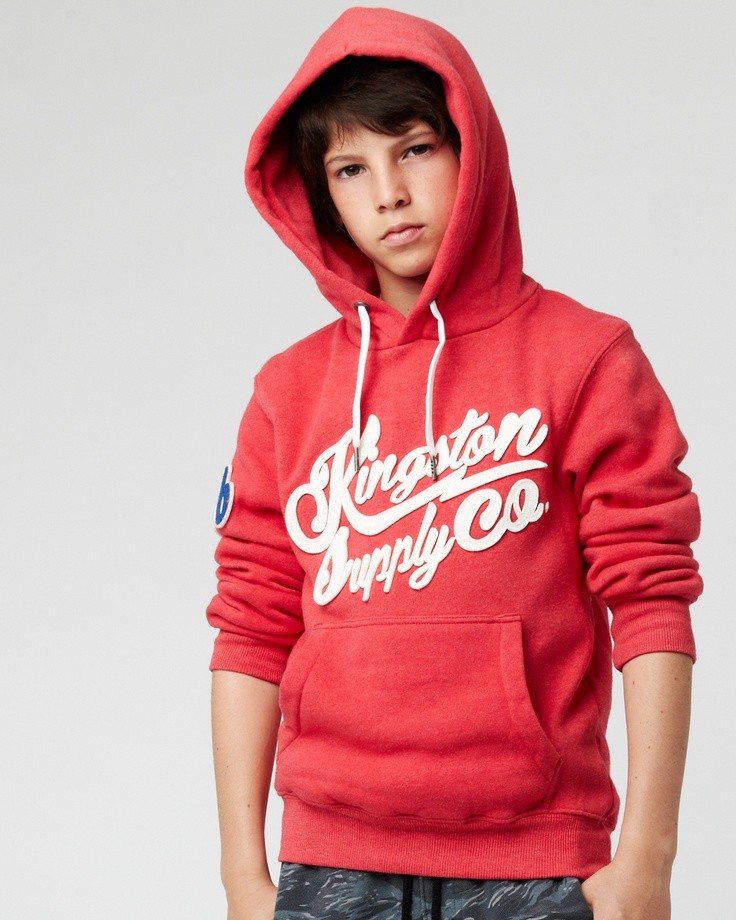 the GREENWOOD hoodie. available in 5 colours in ages 0 - 14. www.industriekids.com.au
