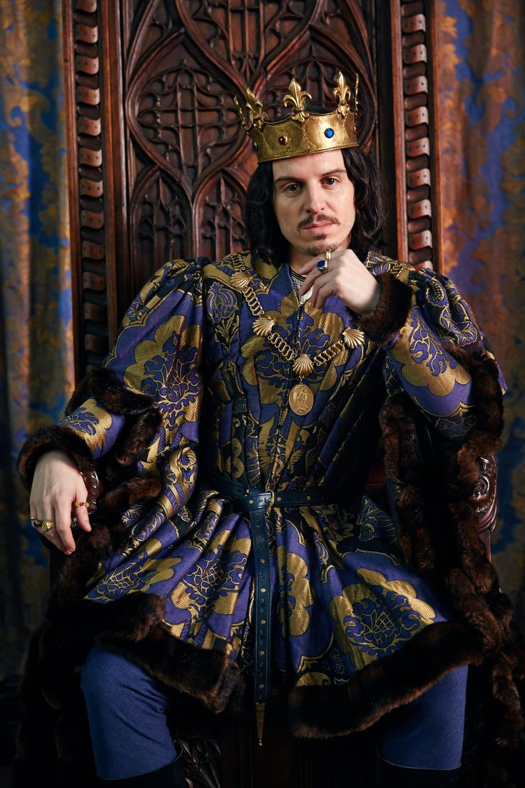 The Hollow Crown - Henry VI part - king Louis XI of France