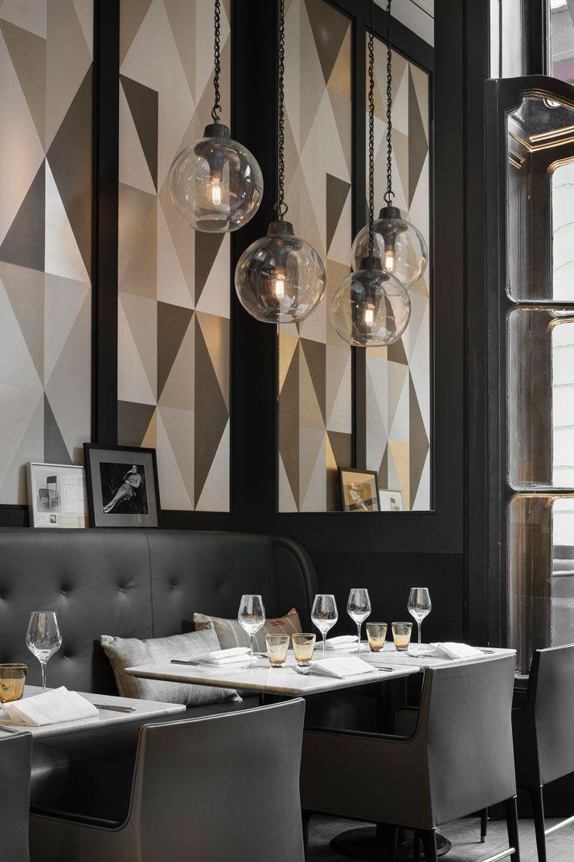 Charles Zana Designs The New Café Artcurial   Yatzer