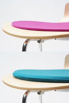 デザインチェアのためのシートクッション、DESIGN CHAIR CUSHION ... デザインチェアのためのシートクッション、デザインチェアクッション スペック