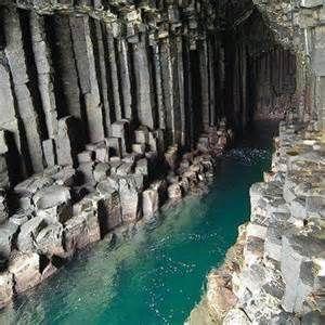 Fingals Cave, Hebrides, Scotland | Travel & Places | Pinterest