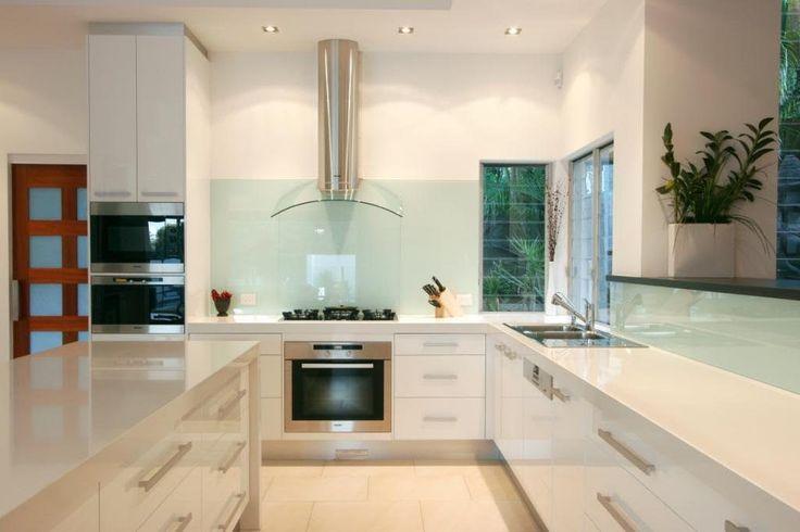The 25 best mdf kitchen splashbacks ideas on pinterest for Cheap kitchen splashback ideas