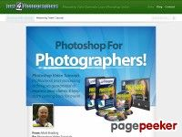 Photoshop Video Tutorials - Photoshop For Photographers