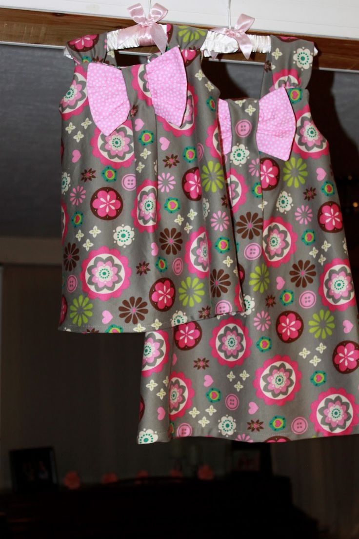 Easy, detailed children's sewing pattern