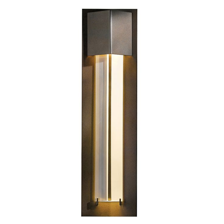 Hubbardton Forge Oculus: Apex Wall Sconce By Hubbardton Forge