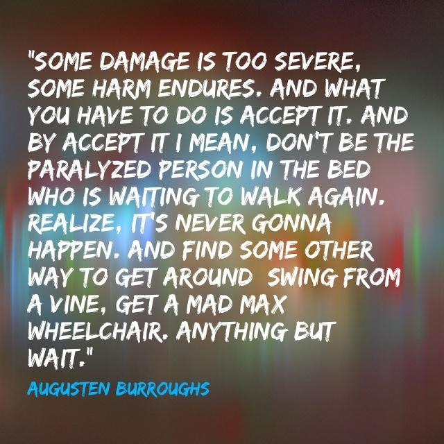 Augusten Burroughs is a huge favorite.