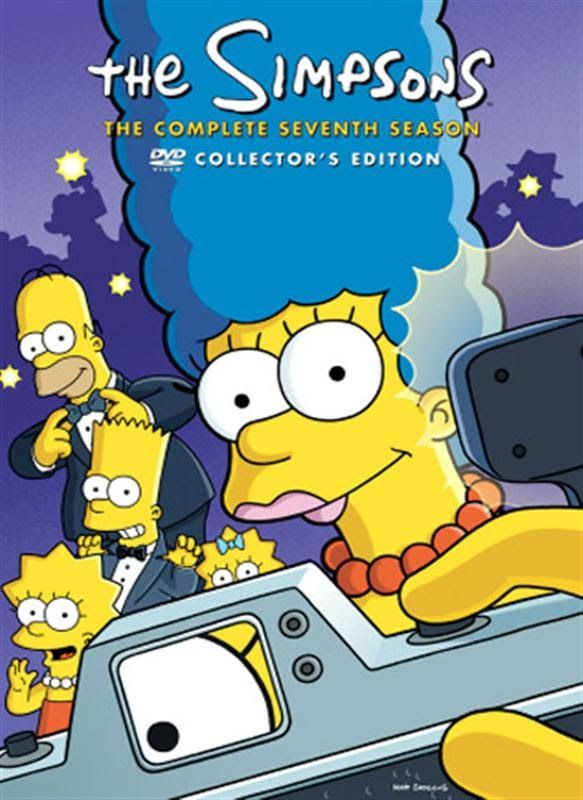 145. The Simpsons, Season 7 (1995) Matt Groening