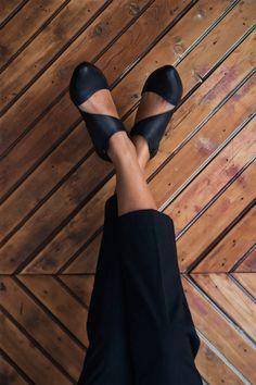 #fashion #shoes #black