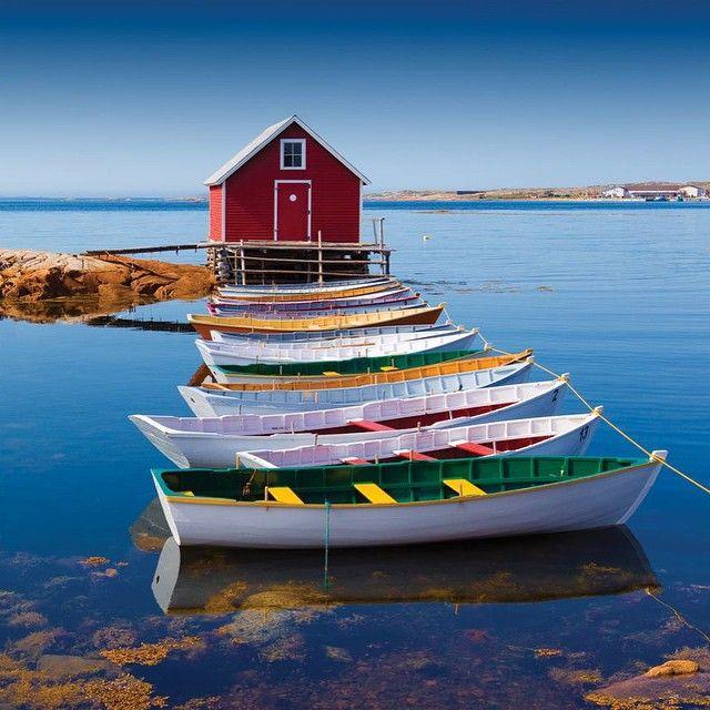 Fogo Island, Newfoundland-Labrador