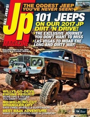 JP Magazine — September 2017