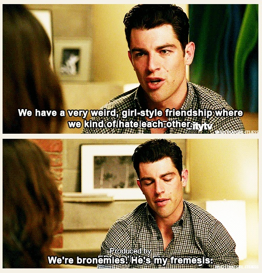 new girl friendship quotes