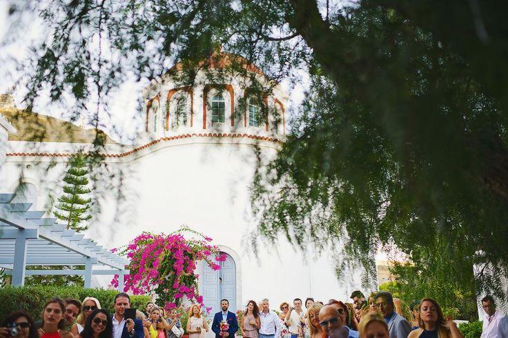 Grand 'souxe' Wedding syros, orthodoxe church, agia paraskevi,  | lafete