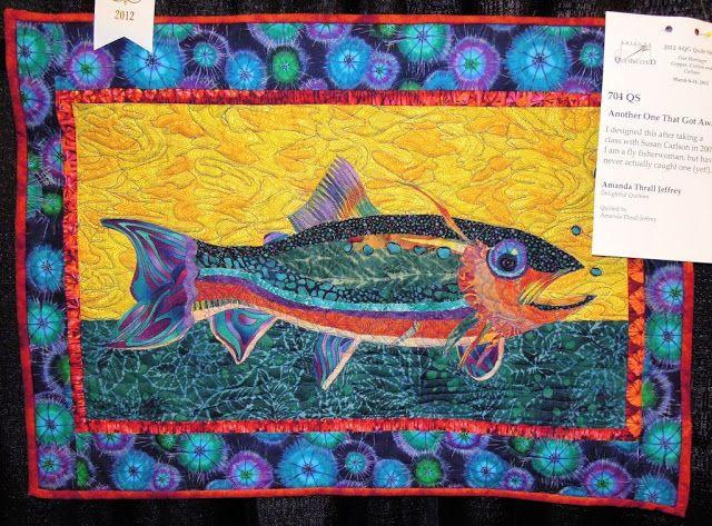 Arizona Quilt Show 2012: The Finale