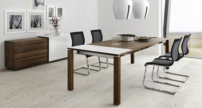 cubus plus - ideal table for all occasions | TEAM 7