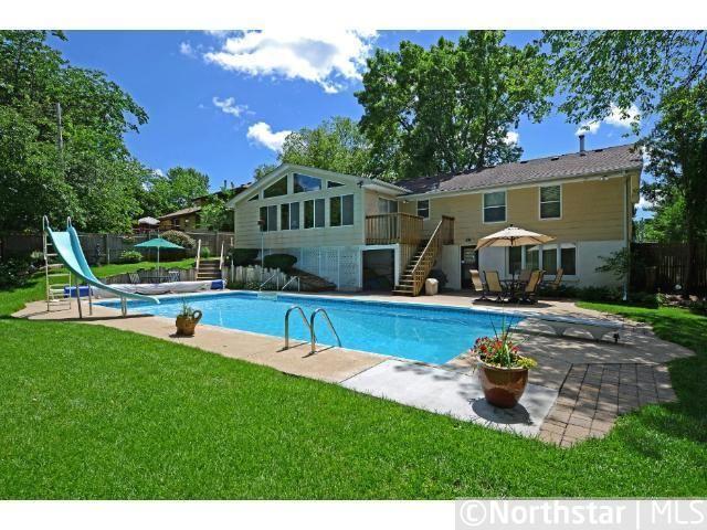 Great.  bloomington, inground pool,