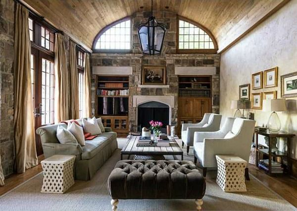 Awesome A New House Inspired by Old English Manors