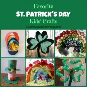 Our Favorite St. Patrick's Day Crafts for Kids