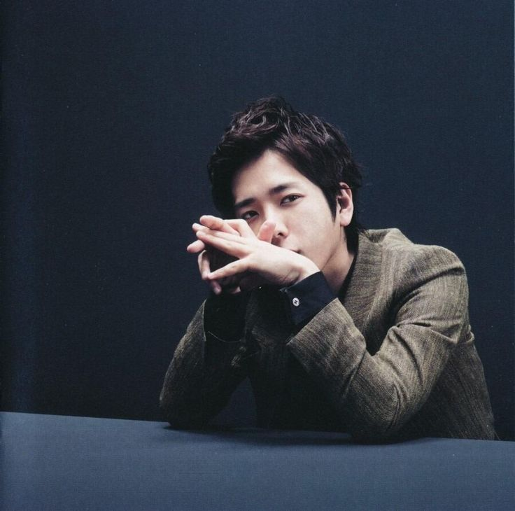 4. Ninomiya Kazunari, Arashi: Endless Game promotional photo.