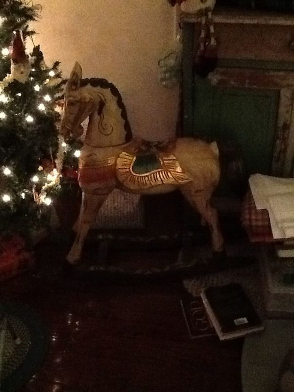 1000 Images About Victorian Rocking Horse On Pinterest