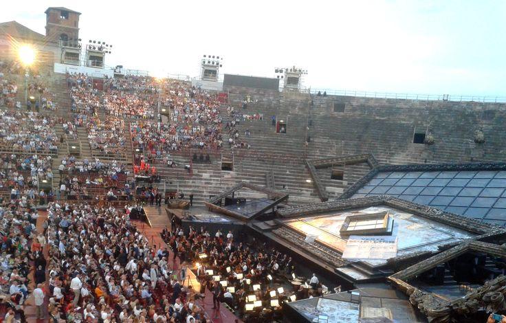 Arena di Verona - La Traviata
