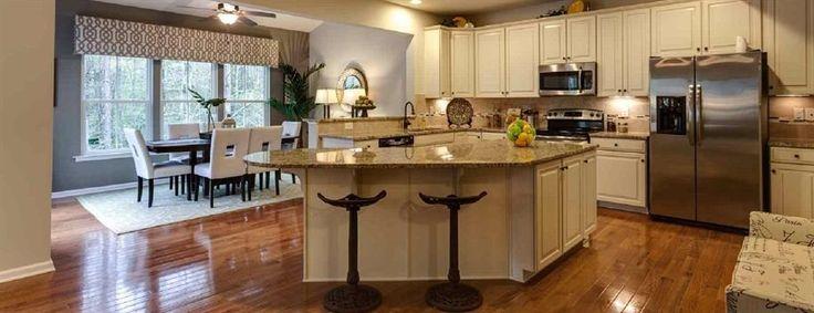 Silverleaf Single Family in Richmond, VA, New Homes & Floor Plans by Ryan Homes