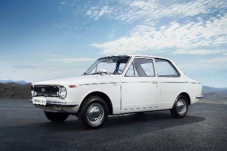 1st Generation Corolla (1966-1970)