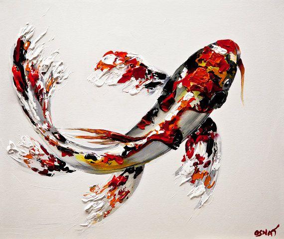 Top 25 ideas about fish print on pinterest fish for Koi larousse