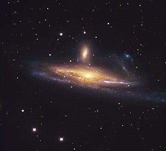 Ballet of Interacting Galaxies